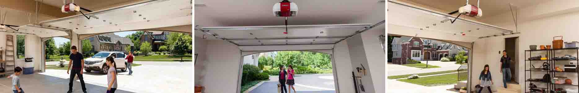 Garage door openers header