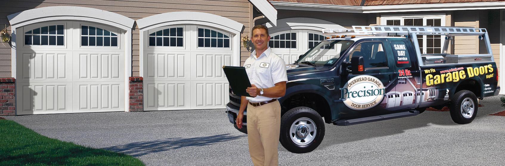 Precision Garage Door Long Island | Repair, Openers & New Garage Doors
